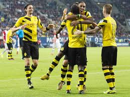 dortmund optimis menang. Black Bedroom Furniture Sets. Home Design Ideas